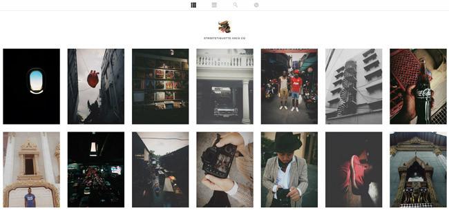 applis pour Instagram