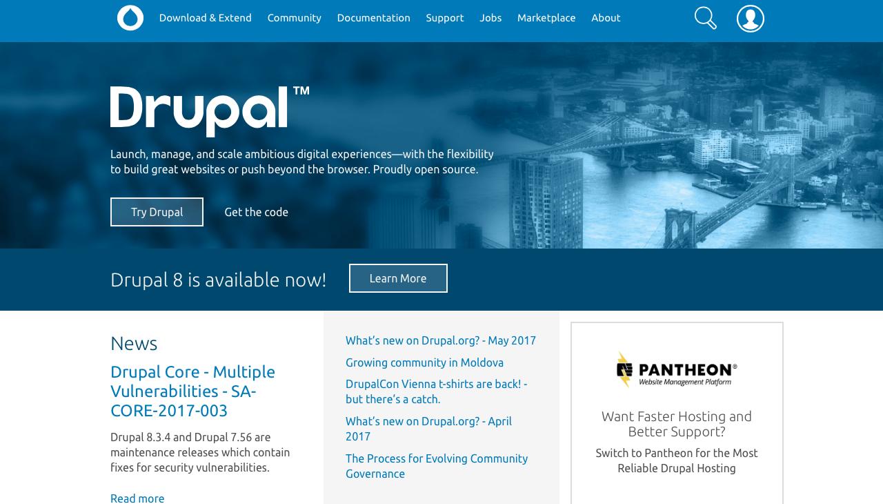 Drupal est un célèbre système de gestion de contenu, conçu pour aider les  designers professionnels à créer des sites web puissants. caa0a41be65d