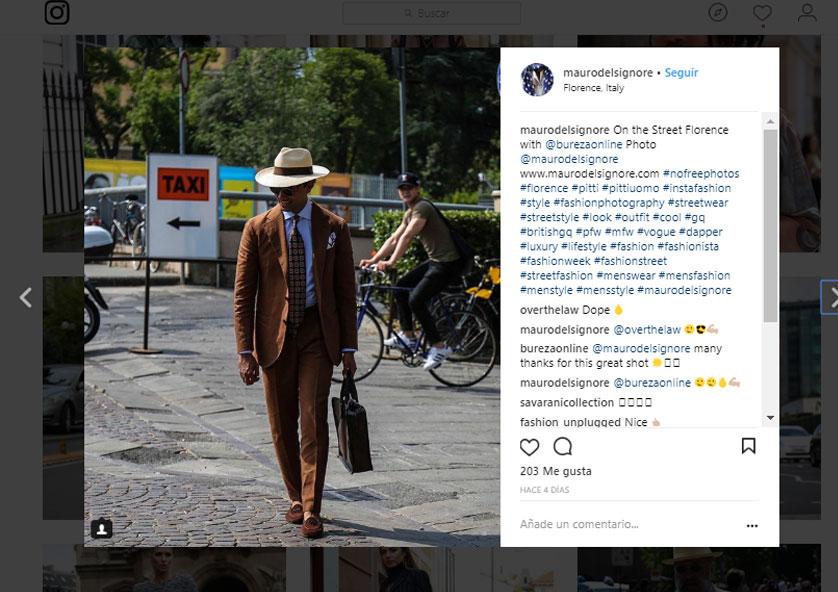 Palmarès Des Influenceurs De La Mode Masculine Sur Instagram
