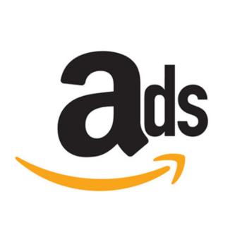 publicité sur Amazon