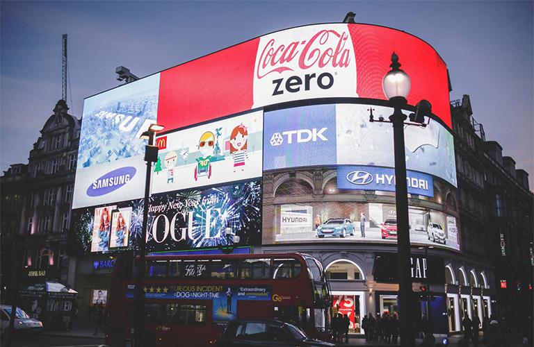 campagnes publicitaires pendant la désescalade