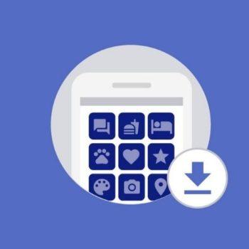 campagne de téléchargement d'applications