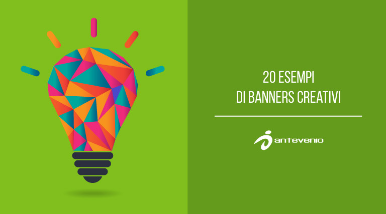 20 esempi di banners creativi