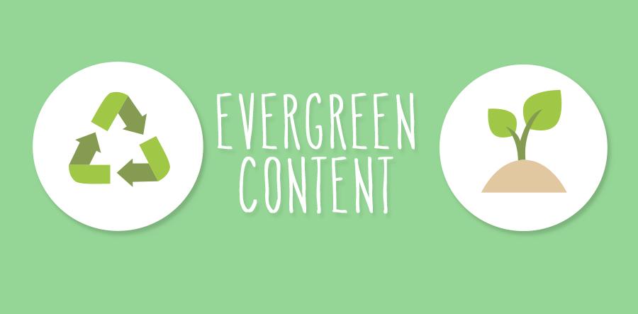 contenuto Evergreen
