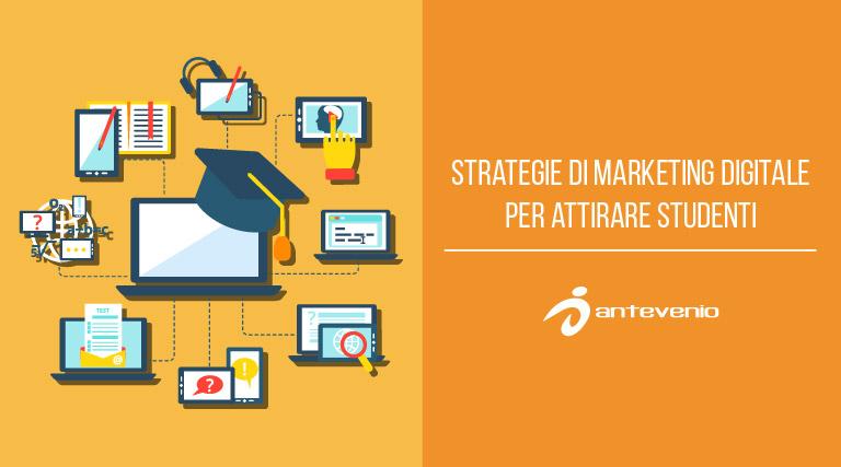 415cc076ca3a Strategie di marketing digitale per attirare studenti