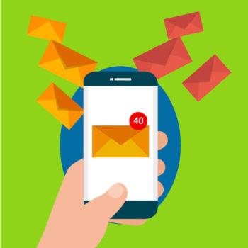 invio massivo di SMS
