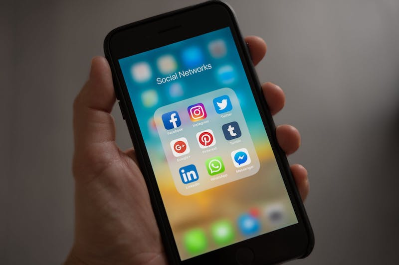 annunci sui social network