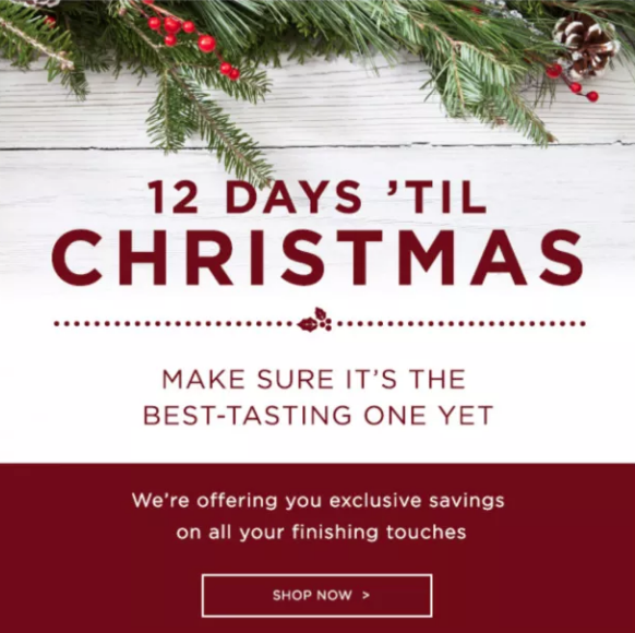 Immagini Natale Email.12 Tip Per Aumentare Le Vendite Di Natale Con L Email Marketing