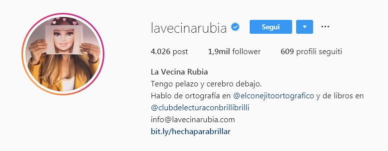 lavecinarubia