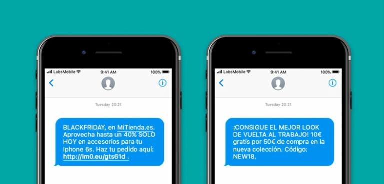 5 strategie di marketing via SMS per incrementare le vendite di un e-commerce