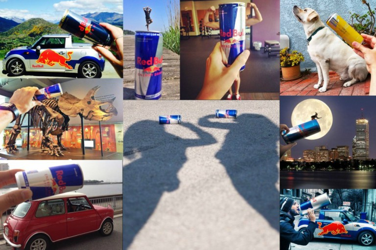 Red Bull user generated content