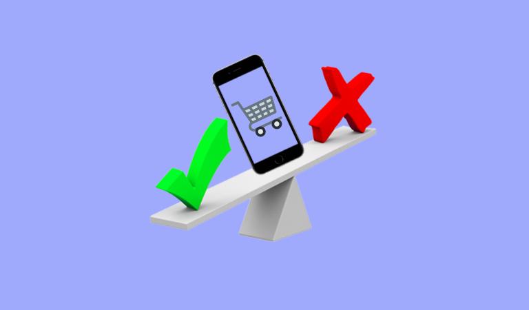 Vantaggi e svantaggi del commercio mobile
