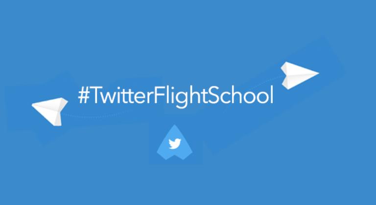 Cos'è Twitter Flight School