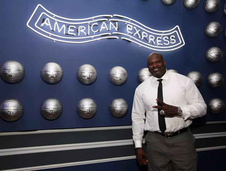 American Express: promozione dei vantaggi del platinum