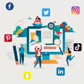 tendenze nel social networking nel 2021