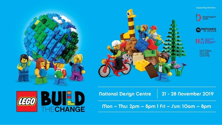LEGO - Costruisci il cambiamento