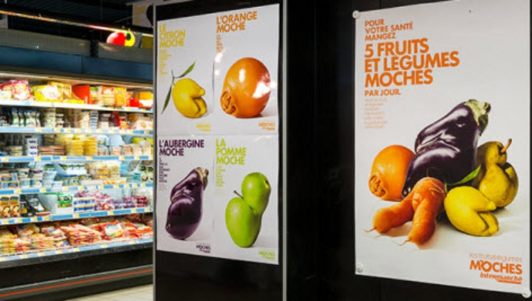 Chipotle & Intermarche - The Inglorious Fruit and Vegetable