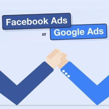 Facebook Ads vs. Google Ads: quale dovresti usare nella tua attività?