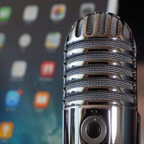 Sale audio nei social network