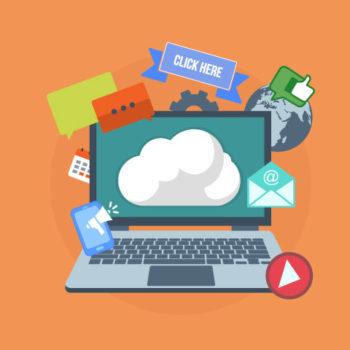 types of electronic media advertising