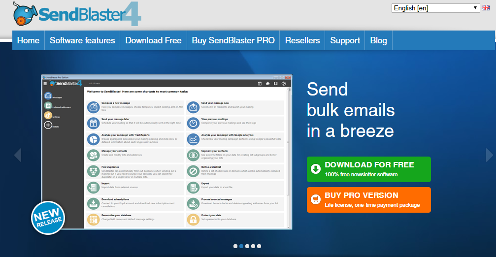 free license key for sendblaster 3
