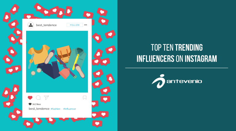 trending influencers on Instagram