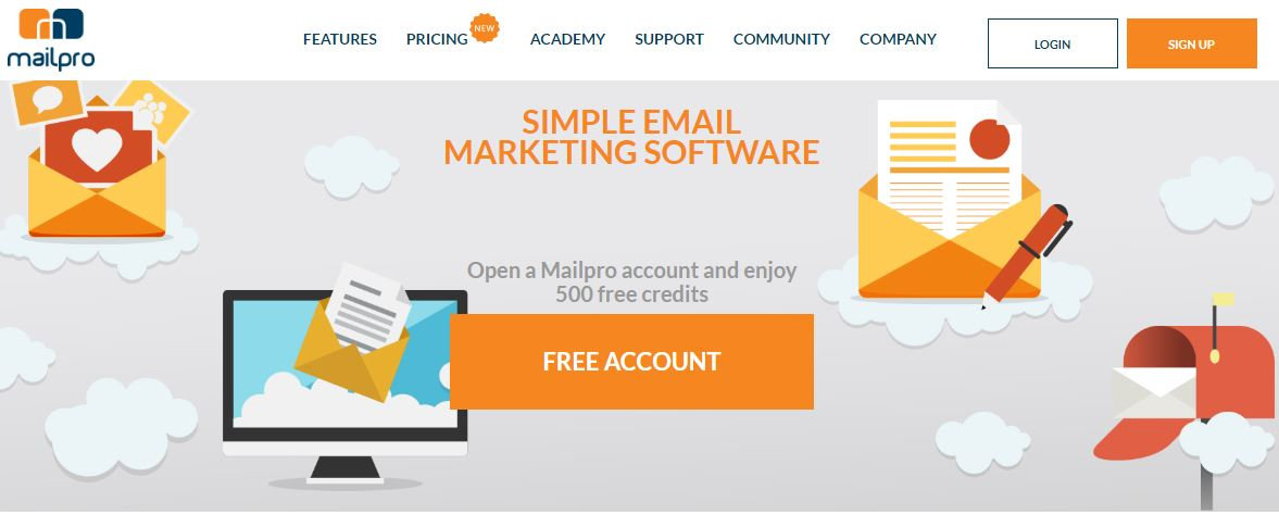 Best 6 software for sending massive emails