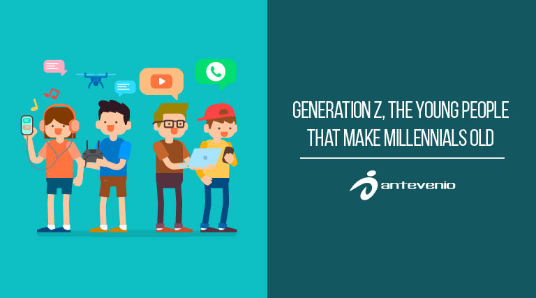 Generation Z, the Young people that make millennials old