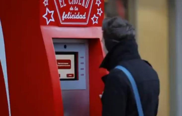 CocaCola ATM