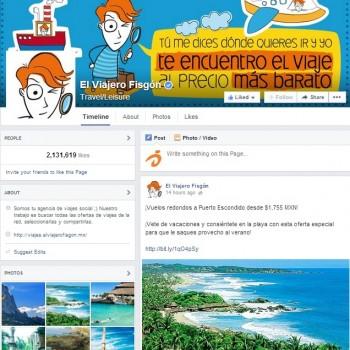 El Viajero Fisgón MX FB