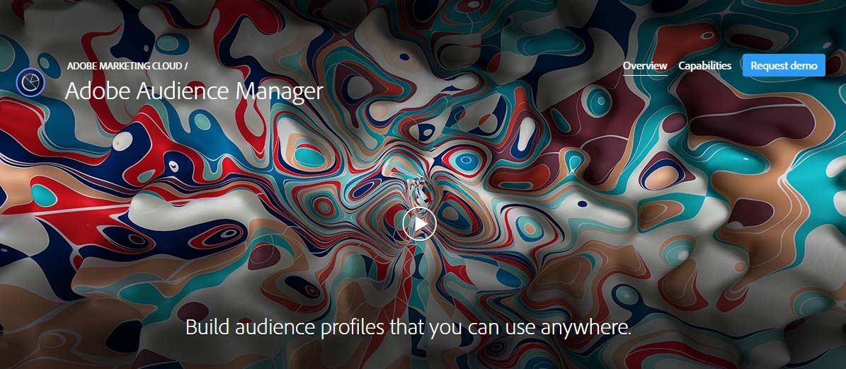 plataformas DMP: Adobe Audience Manager