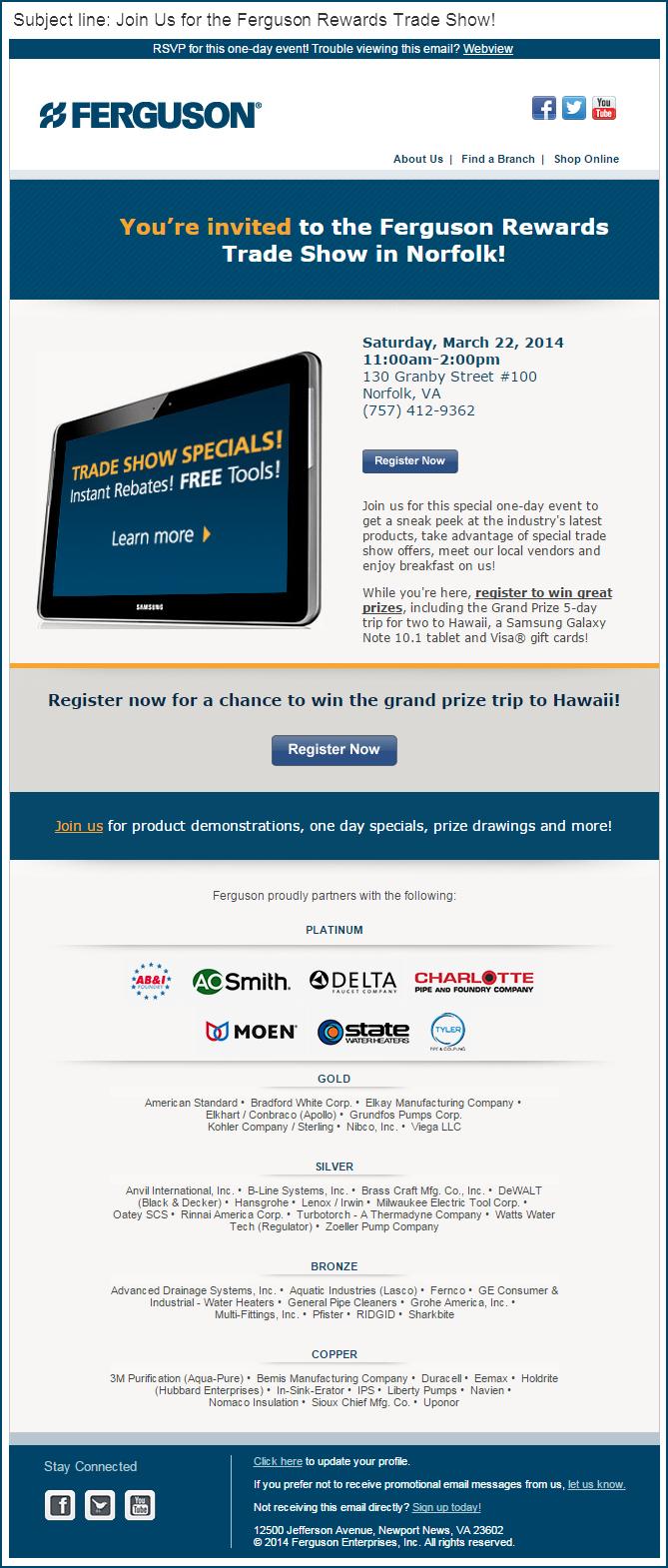 campaña email marketing B2B