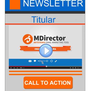 insertar vídeo en email