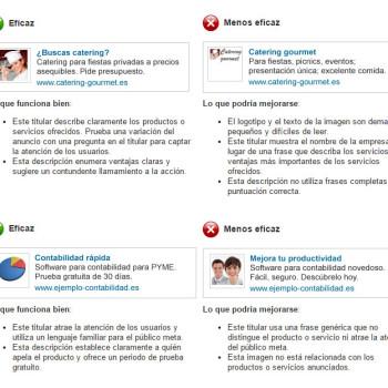 ejemplos de anuncios en LinkedIn