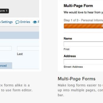 crea formularios efectivos en wordpress