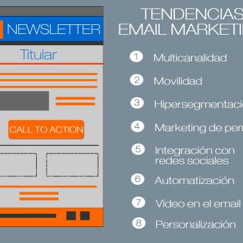 8 tendencias en email marketing