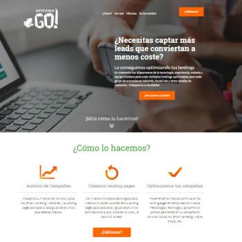 Antevenio Go!, agencia de performance marketing