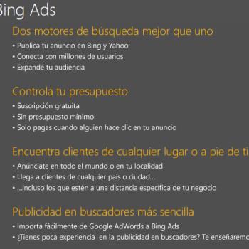 optimizar campañas de Bing Ads