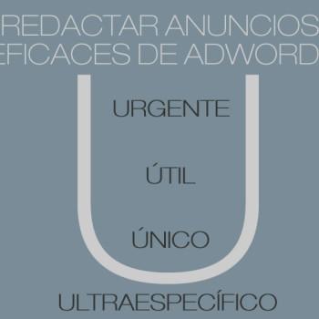 redactar anuncios de Adwords