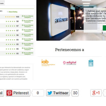 pruebas sociales para optimizar tus landing pages