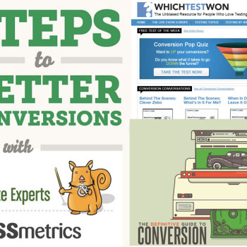 recursos para mejorar conversiones