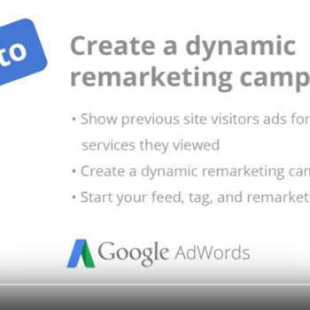 anuncios de retargeting en Adwords
