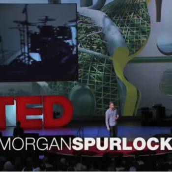vídeos sobre marketing digital: Ted Talk Morgan Spurlock