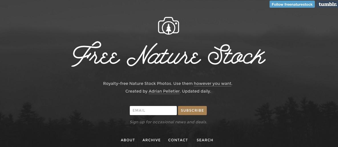 descargar fotografías gratis: Free Nature Stock