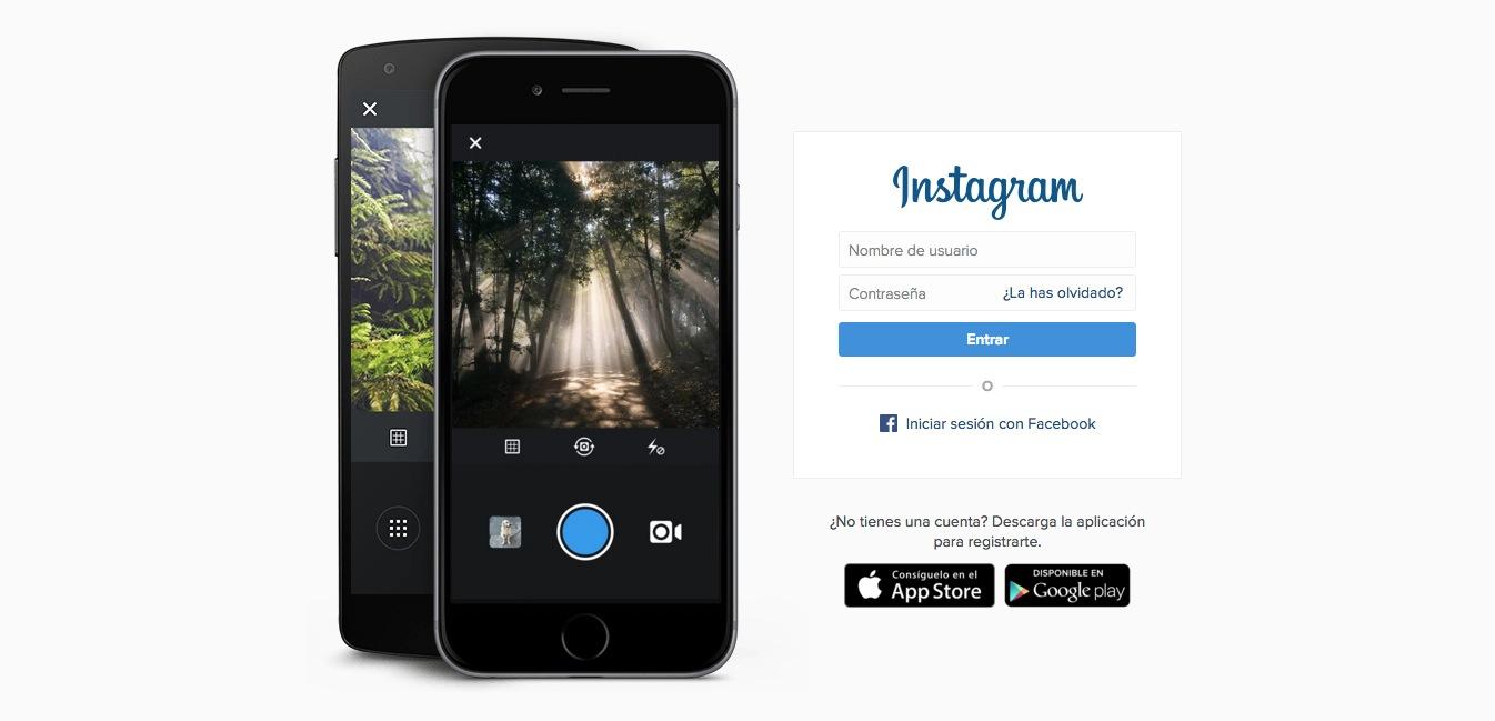 campaña en Instagram