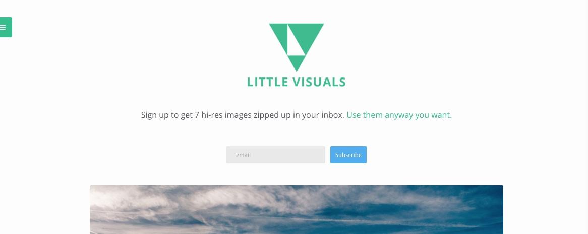 descargar fotografías gratis: Little visuals