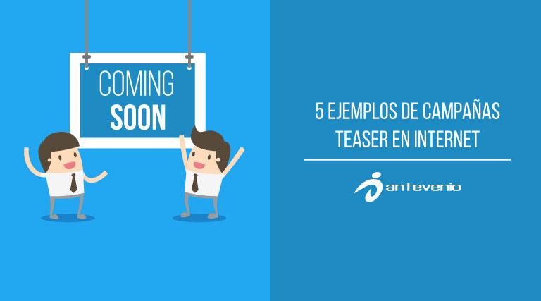 5 Super Ejemplos De Campañas Teaser En Digital