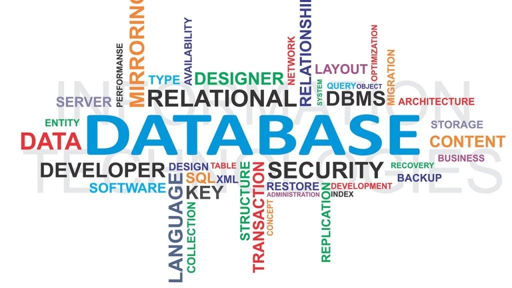 nuve de tags captación de bases de datos