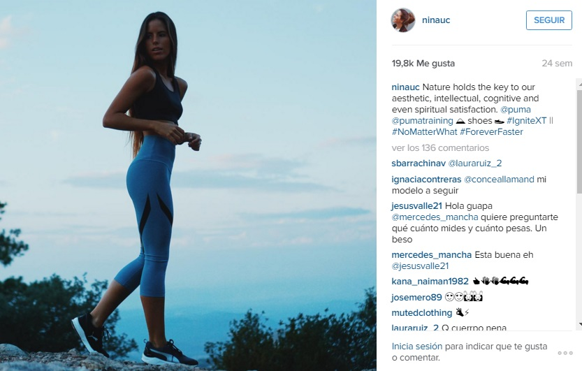 campañas con influencers : Puma