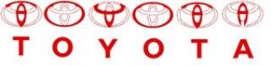 mensaje subliminal: Toyota imagotipo